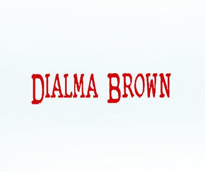 DIALMA-BROWN
