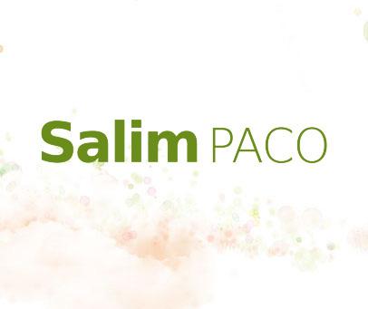 SALIM PACO