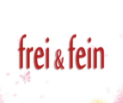 FREI & FEIN