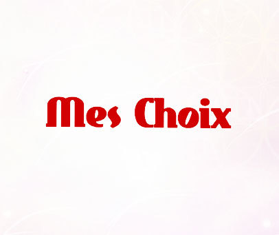 MES-CHOIX