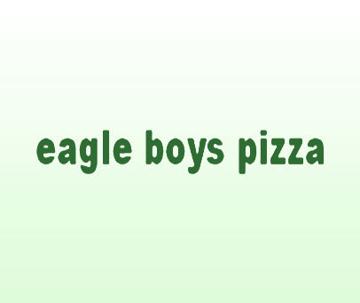 EAGLE-BOYS -PIZZA