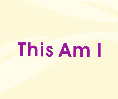 THIS-AM-I