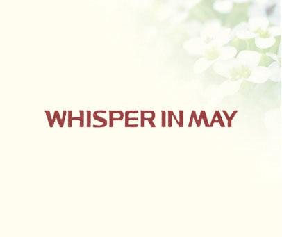 WHISPERINMAY;五月私语