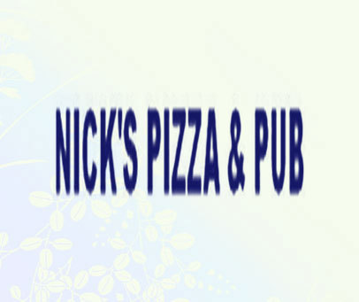 NICK'S PIZZA & PUB