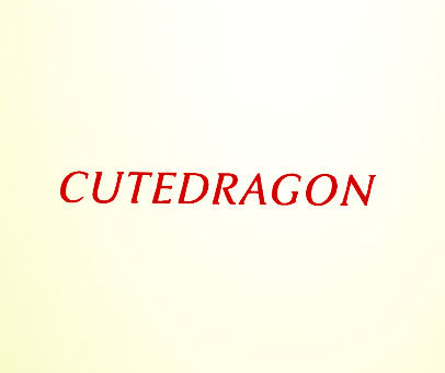 CUTEDRAGON
