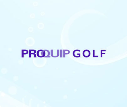PROQUIP GOLF
