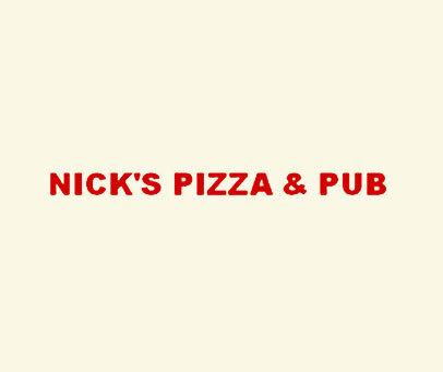 NICK'S-PIZZA&PUB