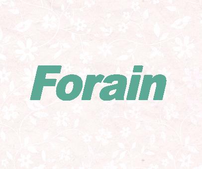 FORAIN