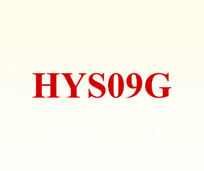 HYS09G