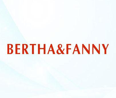 BERTHA&FANNY