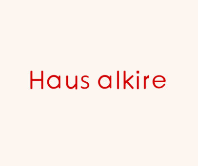 HAUS-ALKIRE