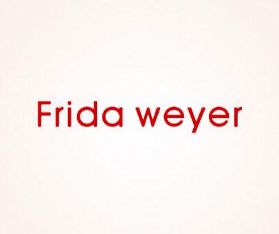 FRIDA-WEYER