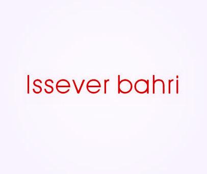 ISSEVER-BAHRI