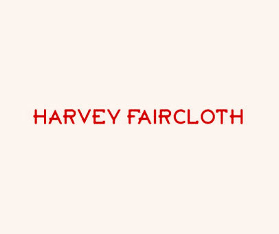 HARVEY-FAIRCLOTH