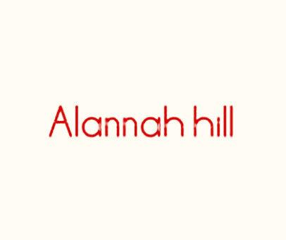 ALANNAH-HILL