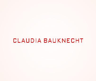 CLAUDIA-BAUKNECHT