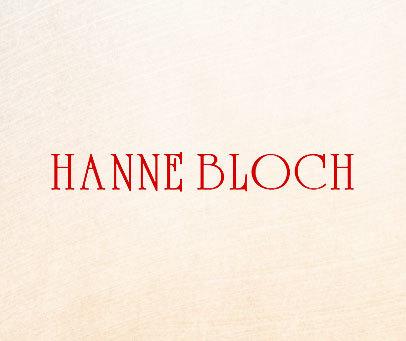 HANNE-BLOCH