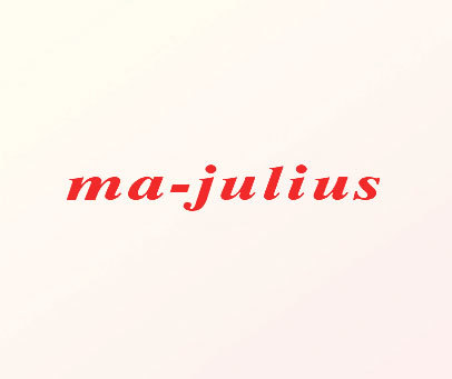 MA-JULIUS