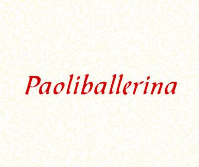 PAOLIBALLERINA