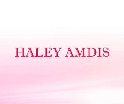 HALEY-AMDIS