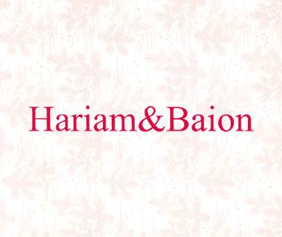 HARIAM&BAION