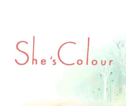 SHE'S-COLOUR