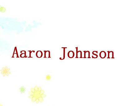 AARON-JOHNSON