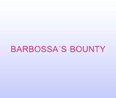 BARBOSSA'S-BOUNTY