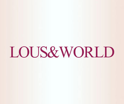 LOUS&WORLD