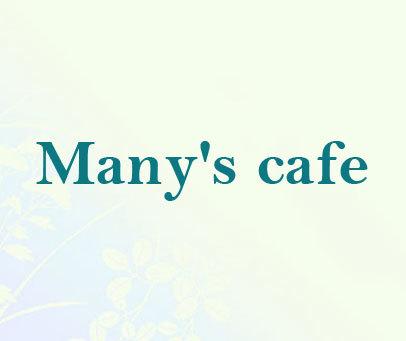 MANY'S-CAFE