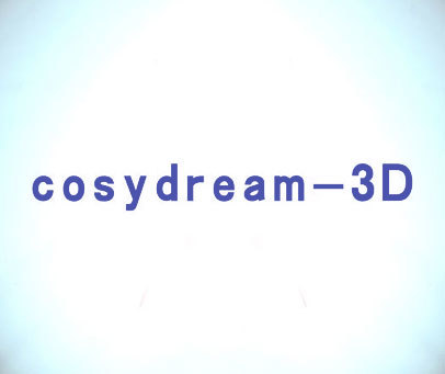 COSYDREAM-3D