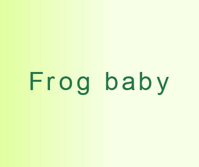 FROG-BABY