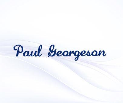 PAUL-GEORGESON