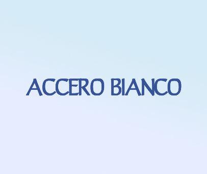 ACCERO-BIANCO
