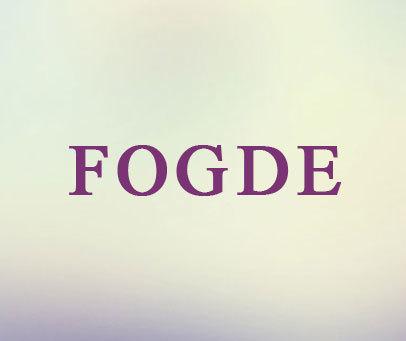 FOGDE