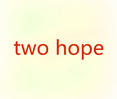 TWO HOPE