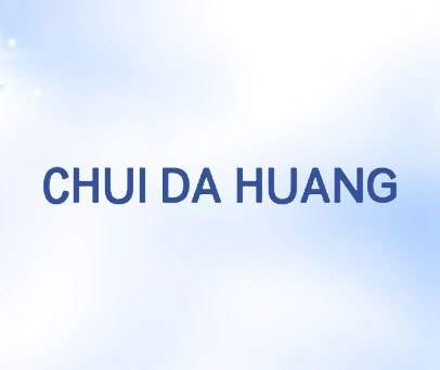 CHUI DA HUANG