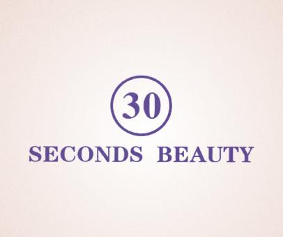 30 SECONDS BEAUTY