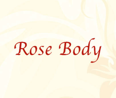 ROSE BODY