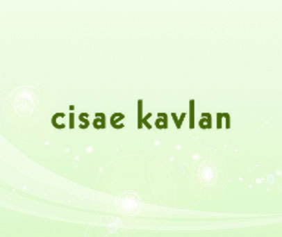 CISAE KAVLAN