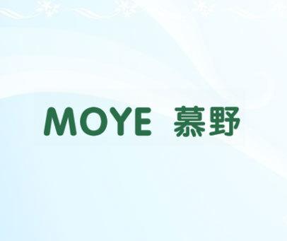 慕野  MOYE