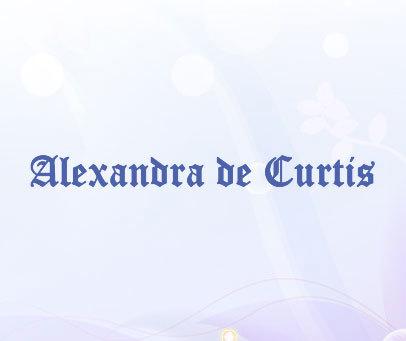 ALEXANDRA DE CURTIS