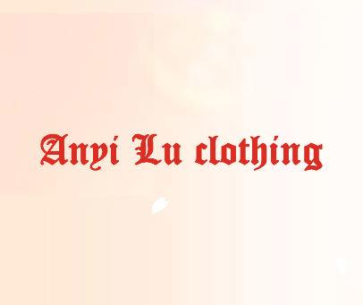ANYI LU CLOTHING