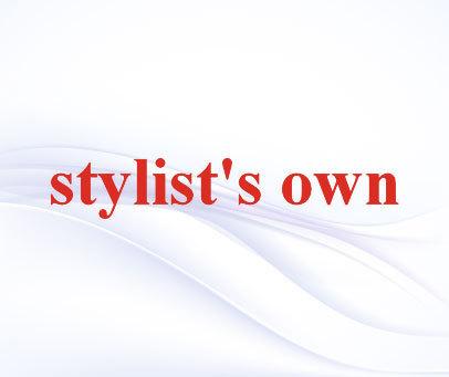 STYLIST'S OWN