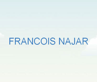 FRANCOIS NAJAR