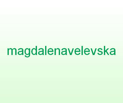 MAGDALENAVELEVSKA