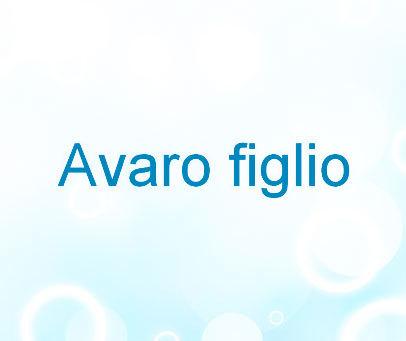 AVARO FIGLIO