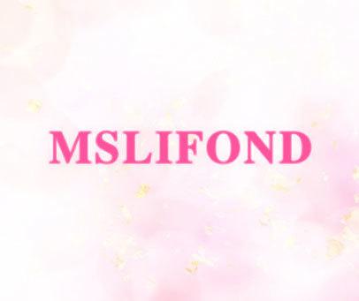 MSLIFOND