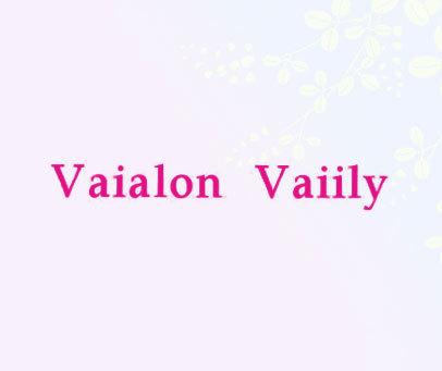 VAIALON VAIILY