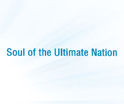 SOUL OF THE ULTIMATE NATION